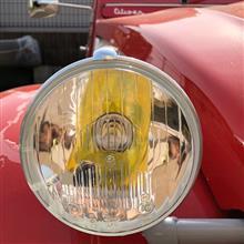2CVValeo ヘッドランプ 061659の全体画像
