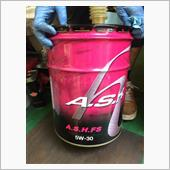 JCD PRODUCTS A.S.H. A.S.H. FS OIL 5W-30