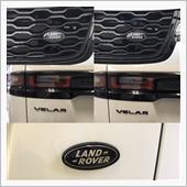 Land Rover(純正) エンブレム