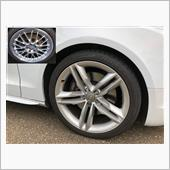 Audi純正(アウディ) 5アームデザインアルミホイール