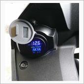 TurnRaise 電圧計搭載USB電源