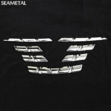 カジャーQimeix kadjar フロントグリルグリッドカバー クロームトリムの単体画像