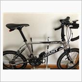 足立製作所 室内自転車スタンド 1台用