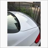 BMW(純正) M3リアスポイラー/トランクスポイラー