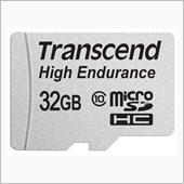 Transcend  高耐久microSDカード 32GB
