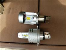 CB400 Super Four Hyper V-tec Revoライミープレミアム バイク用 LEDライトH4の単体画像