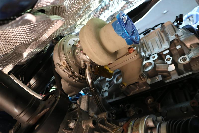 APR  stage3 APR EFR7163 Turbocharger System