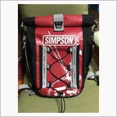 SiMPSON ウォータープルーフィングバックパック SB-211
