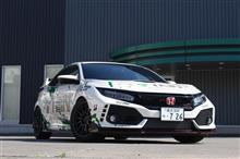 シビックタイプRENKEI Racing Racing NT03RRの全体画像