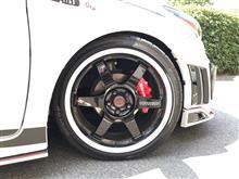 プリウス G'sRAYS VOLK RACING TE37 TOKYO TIME ATTACKの単体画像