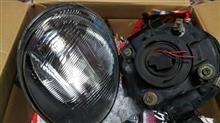 ミニカ三菱自動車(純正) ヘッドライトの全体画像