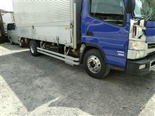 キャンターアルコア トラック用アルミホイールの全体画像