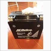 AC Delco DTX20L-BS