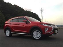 エクリプスクロスO・Z / O・Z Racing Rally Racingの全体画像