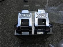 フォルツァSiWIRUS WIN メッキタイプ ローダウンブラケット の単体画像