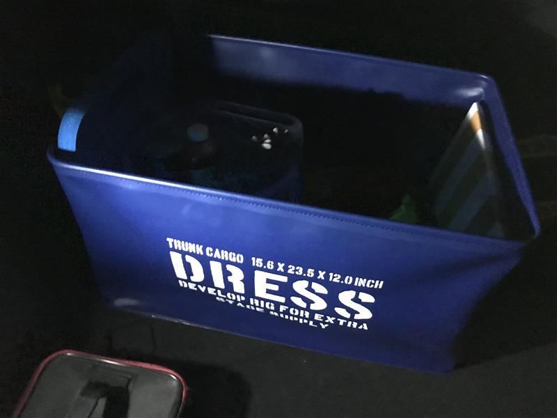 DRESS トランクカーゴ PULS セミハードタイプ