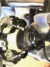 レブルfcl. H4 バイク用 LEDヘッドライト ファンレスモデルの全体画像