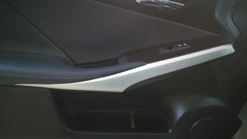 AUTOMAX izumi リアルカーボンシート