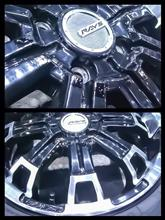 クロスビーRAYS DAYTONA KCXの全体画像