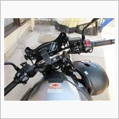 DAYTONA(バイク)  ヘルメットロックホルダー 75477