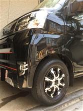 ハイゼットカーゴCRIMSON MG BEAST for K-CARの全体画像