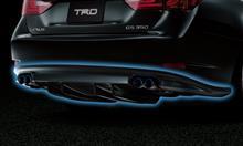 GSTRD / トヨタテクノクラフト スポーツマフラー&リヤディフューザーの単体画像