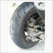 BRIDGESTONE BATTLAX SC 140/70-12