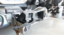 スプリンタートレノトヨタ(純正) フロントバンパーステーの単体画像