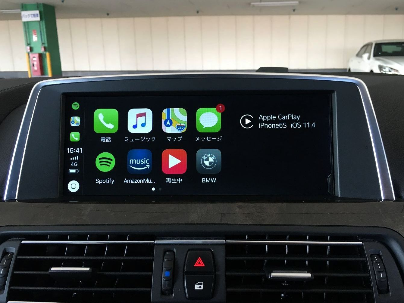 BMW(純正) Wireless Apple CarPlay