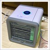 COOL Air Conditioner Fan 蒸発型ミニクーラー