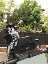 CHURACY バイク用 ドライブレコーダー 前後カメラ