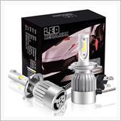 JingXiGuoJi 車用ledヘッドライト H4 LEDバルブ