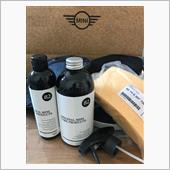BMW MINI(純正) カーケア コンバーチブルケアセット ソフトトップクリーナー/防水剤