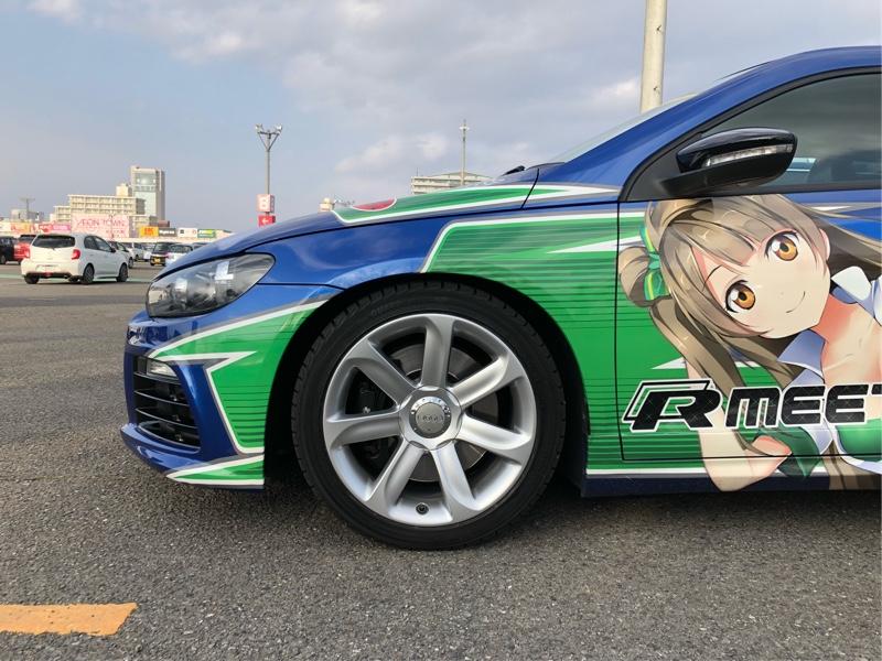 Audi純正(アウディ) TT 3.2クワトロ純正ホイール