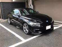 4シリーズ カブリオレBMW(純正) BMW Performance カーボンエアロダイナミックフロントスプリッターの単体画像