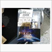 Sphere Light RIZING2 H4 Hi/Lo(12V用) 4500K