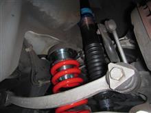 M3 セダンOHLINS OHLINS ネジ式車高調整コンプリートキットの全体画像