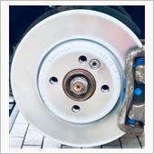 BMW MINI(純正) ベンチレーティッド ブレーキ ディスク&ブレーキ パッド摩擦センサー