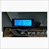 Kashimura AK-88 電波時計/電池式 ブルーライト