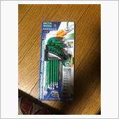 TAKAGI / 高儀 HANDIWORK カラーコーティング ヘックスローブ