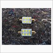 RIDE / INEX LEDナンバー灯 T10