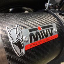 GSX-S750 ABSmivv GP carbonの全体画像