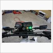 メーカー・ブランド不明 6V LED ウインカーインジケーター