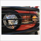 DEPO Euro Black Signal Park Light Lamp