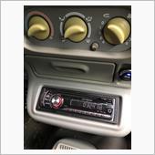 PIONEER / carrozzeria carrozzeria DEH-320