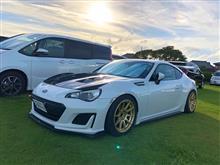 STI フロントアンダースポイラー&スカートリップ