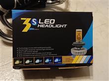 SV1000S3sLED LEDヘッドライトの単体画像