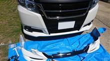エスクァイア ハイブリッドTRD / トヨタテクノクラフト TRD Sportivo フロントスポイラーの全体画像