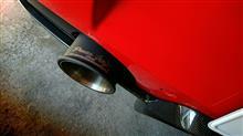 458スペチアーレPower Craft ハイブリッドエキゾーストマフラーシステムの単体画像