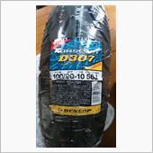 DUNLOP RUNSCOOT D307 100/90-10 56J